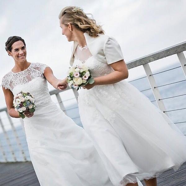 Bechvolleyball: Olympiasiegerin Walkenhorst heiratet Freundin
