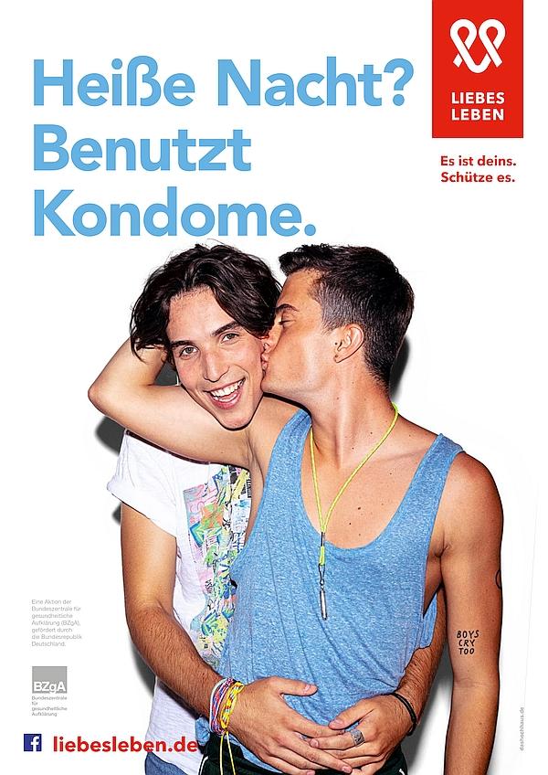 Beste Kondome für schwulen Sex