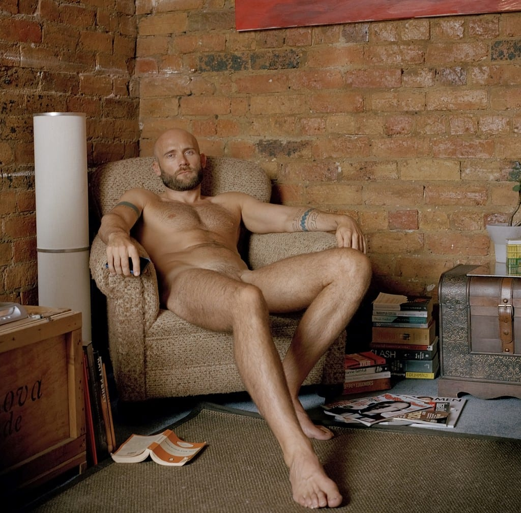 Bilder nackte männer Nackt in