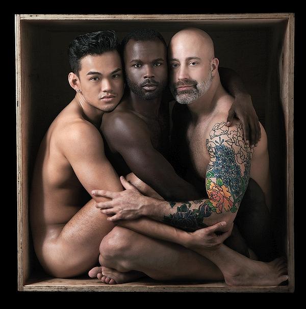 Fotos männer nackt Nackte Männer