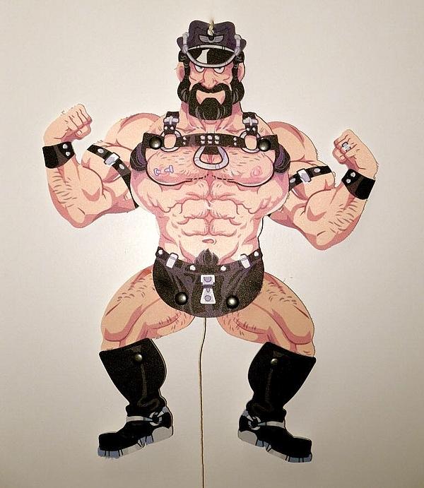 Muskulös schwarz lesbisch Wie groß werden Schweine