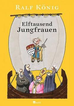 Ein passender Beitrag zum neu entfachten Karikaturenstreit - Quelle: Rowohlt-Verlag