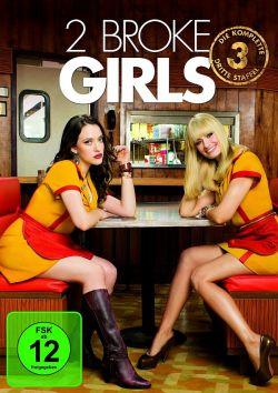"""Die dritte Staffel der US-amerikanischen Sitcom """"2 Broke Girls"""" ist am 29. Januar 2015 auf DVD erschienen"""