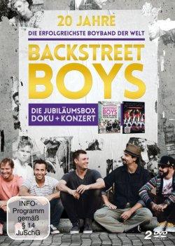 """""""20 Jahre Backstreet Boys"""" ist am 6. Juni 2016 auf DVD und Blu-ray erschienen"""