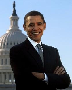 Anders als vor vier Jahren engagiert sich Barack Obama bei dieser Wahl für die Ehe-Öffnung - Quelle: egadapparel / flickr / cc by 2.0