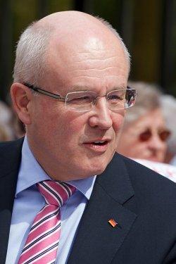 Lie� die notorischen Gleichstellungsgegner gew�hren: Unions-Fraktionschef Volker Kauder - Quelle: dirk@vorderstrasse.de / flickr / cc by-sa 2.0