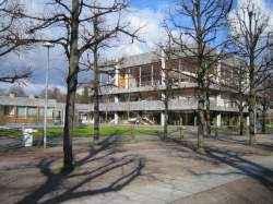 Das Bundesverfassungsgericht in Karlsruhe - Quelle: RoBi/PD