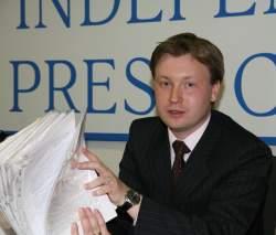 Nikolai Aleksejew hat 2006 erstmals den CSD in Moskau organisiert - Quelle: Wiki Commons / Rownosci / CC-BY-SA-3.0