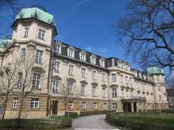 Der Bundesfinanzhof in München ist das oberste Gericht für Steuerangelegenheiten - Quelle: Wiki Commons / AHert / CC-BY-SA-3.0