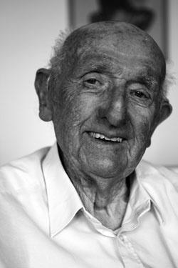 Der Schwulenaktivist Axel Axgil starb 2011 im Alter von 96 Jahren