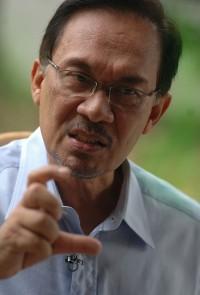 Anwar Ibrahim gilt als Hoffnungstr�ger der Opposition in Malaysia � darf f�r diesen Job aber nicht schwul sein - Quelle: udeyismail / flickr / cc by 2.0