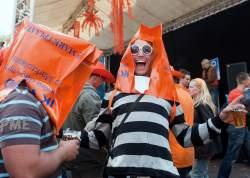Hauptsache orange: Das Outfit für den Königinnentag ist schnell gefunden - Quelle: Wiki Commons / BotMultichillT / CC-BY-2.0