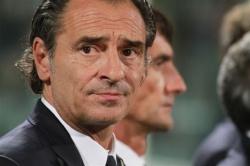 Nationaltrainer Cesare Prandelli k�nnte es bei der EM im Sommer ab dem Halbfinale auch mit der deutschen Nationalmannschaft zu tun kriegen - Quelle: Wiki Commons / Elitre / CC-BY-SA-3.0