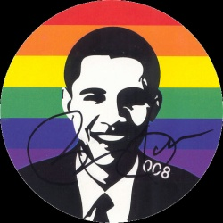 Barack Obama sechs Monate vor den Pr�sidentschaftswahlen: Das Ja zur Ehe-�ffnung ist derzeit Thema Nummer eins in den Vereinigten Staaten - Quelle: TijsB / flickr / cc by-sa 2.0