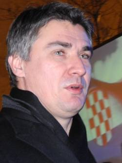 Premierminister Zoran Milanović - Quelle: Wiki Commons / Roberta F. / CC-BY-SA-3.0