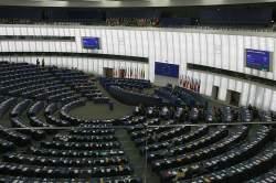 Mit großer Mehrheit fordert das EU-Parlament die gesetzliche Gleichstellung von Homosexuellen - Quelle: Wiki Commons / Edelseider / CC-BY-2.0
