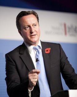 David Cameron ist seit 2010 Regierungschef im Vereinigten K�nigreich - Quelle: bisgovuk / flickr / cc by-nd 2.0