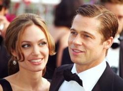 Brad Pitt und Angelina Jolie haben vor einigen Jahren angekündigt, nicht zu heiraten, solange Schwule und Lesben das nicht tun können - Quelle: Wiki Commons / JJ Georges / CC-BY-SA-3.0