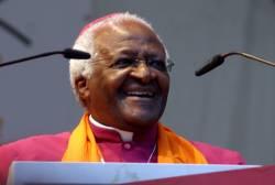 Desmond Tutu setzt sich seit mehreren Jahren für die Anerkennung von Homosexuellen in Kirche und Gesellschaft ein - Quelle: Wiki Commons / Elya / CC-BY-SA-3.0