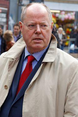 Peer Steinbrück will neunter deutscher Bundeskanzler werden - Quelle: dirk@vorderstrasse.de / flickr / cc by 2.0