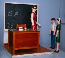 Nur 15 Prozent der Lehrer kennen den Inhalt der Richtlinien zu Sexualerziehung - Quelle: cliff1066� / flickr / cc by 2.0
