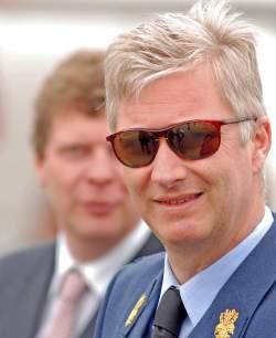 Im K�nigreich Belgien wird �ber die sexuelle Orientierung von Kronprinz Philippe spekuliert - Quelle: Wiki Commons / Karl Van Ginderdeuren / CC-BY-SA-3.0
