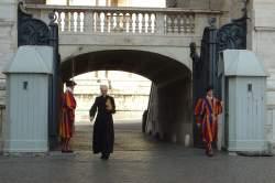 Homophobe Diktatur mitten in Europa: Vatikan - Quelle: Wiki Commons / Michael Wilson / CC-BY-2.0