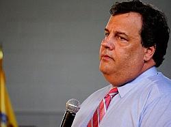 Gouverneur Chris Christie gilt 2016 als Favorit für die republikanischen Vorwahlen die Präsidentschaftskandidatur der Republikaner - Quelle: Bob Jagendorf / flickr / cc by 2.0