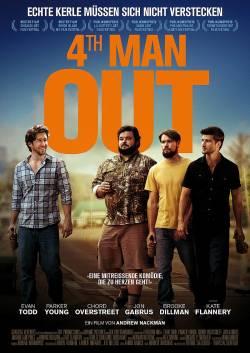 """Die Edition Salzgeber hat die Kom�die """"4th Man Out"""" mit deutschen Untertiteln auf  DVD ver�ffentlicht"""