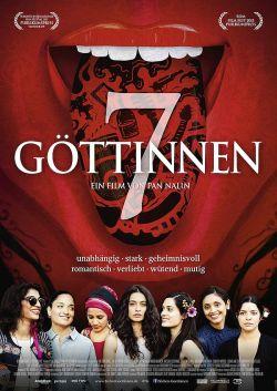 """Poster zum Film: """"7 G�ttinnen"""" startet am 16. Juni in den deutschen Kinos"""