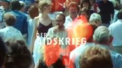 """Die WDR-Dokumentation """"Der Aidskrieg"""" ist als einziger Fernsehbeitrag nominiert worden - Quelle: WDR"""