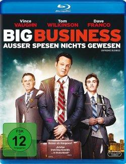 """""""Big Business � Au�er Spesen nichts gewesen"""" ist am 10. Dezember 2015 auf DVD und Blu-ray erschienen"""