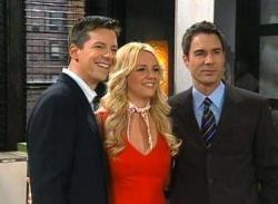 """Britney Spears in einer Gastrolle in der Serie """"Will & Grace"""" (2006): Sie spielte eine fundamentalistische Christin, die heimlich lesbisch war - Quelle: NBC Universal"""