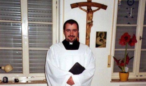 Ein Schwuler im Priesterseminar