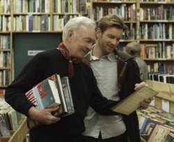 "Christopher Plummer mit Filmsohn Ewan McGregor in ""Beginners"""