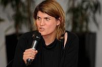Claudia Stamm (Grüne) fordert mehr Aufklärung an Schulen des Freistaates - Quelle: Heinrich-Böll-Stiftung / flickr / cc by-sa 2.0