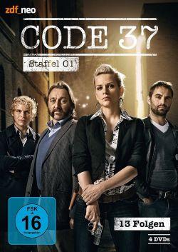 """Die erste Staffel der belgischen Krimiserie """"Code 37"""" ist am 30. Januar 2015 auf DVD und Blu-ray erschienen"""