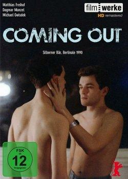 """Icestorm Entertainment hat """"Coming Out"""" am 15. Juni 2015 erstmals in HD-Qualit�t auf DVD ver�ffentlicht"""