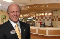 Fastfood-Chef Dan Cathy