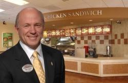 Fastfood-Chef Dan Cathy