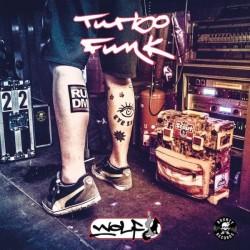 """Das neue Album """"Turbo Funk"""" von Der Wolf ist am 5. August 2016 erschienen"""