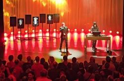 """Pet Shop Boys: Weltpremiere von """"Elysium"""" am 5. September in Berlin - Quelle: Deutsche Telekom / Monique Wuestenhagen"""