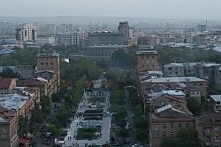 Die armenische Hauptadt Eriwan - Quelle: Arthur Chapman / flickr / cc by 2.0