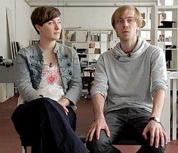 Diana Harders und Alexej Getmann wollen ihr Filmprojekt �ber Crowdfunding finanzieren