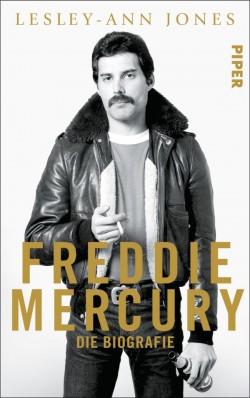 """""""Freddie Mercury � Die Biografie"""" ist am 1. August 2016 im Piper Verlag erschienen"""