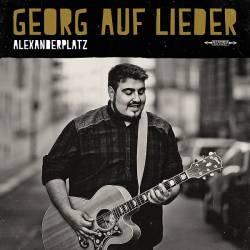 """Das Deb�talbum """"Alexanderplatz"""" von Georg auf Lieder ist am 22. August 2014 erschienen"""