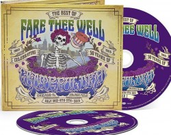 """Fare Thee Well"" ist am 20. November 2015 auf CD, DVD, Blu-ray und als Download erschienen"
