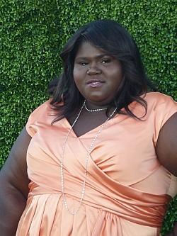 """Gabourey Sidibe gilt seit ihrer Rolle in """"Precious"""" als großes schauspielerisches Talent - Quelle: Greg Hernandez / flickr / cc by 2.0"""