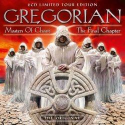 "Gregorians limitierte Touredition ""Masters Of Chant X: The Final Chapter"" ist am 19. Februar 2016 erschienen"