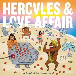 Das dritte Studioalbum von Hercules & Love Affair erscheint am 23. Mai 2014
